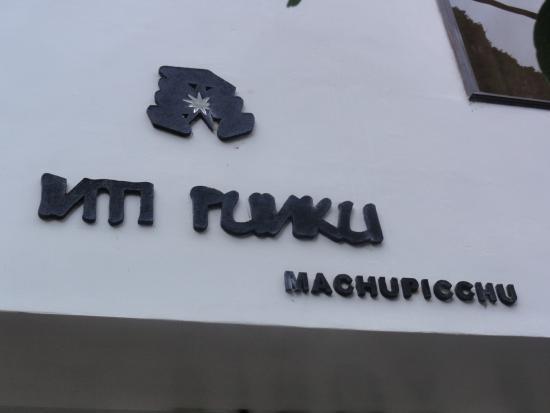 Inti Punku Macchu Picchu Hotel : MUITO BOM!!!!