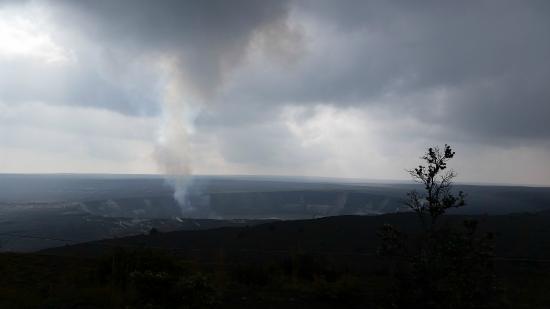 Bike Volcano: Crater