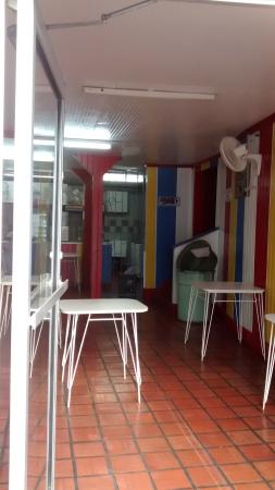Mustor's Restaurant: restaurante