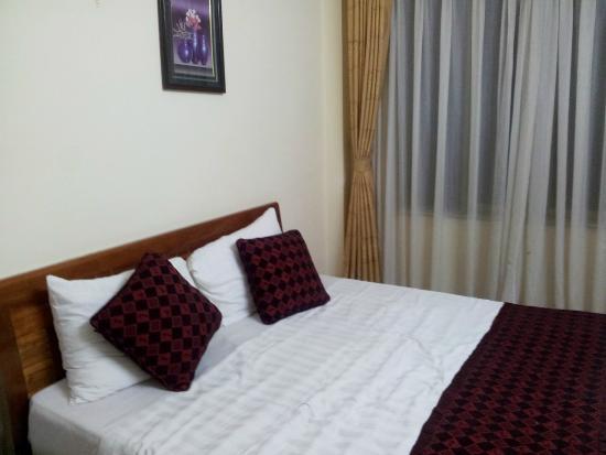 Hanoi Ocean Hotel: Our room