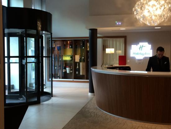 Holiday Inn Reims Centre: Recepção