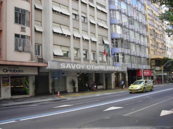 Hotel Savoy Othon: Frente del hotel