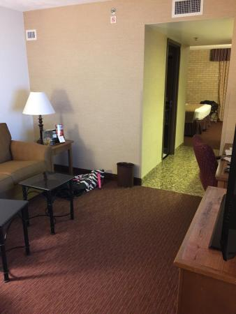 Drury Inn & Suites San Antonio Northeast: King room suite