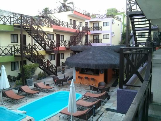 Hotel foto de apart hotel serantes natal tripadvisor for Appart hotel urban lodge chaudfontaine
