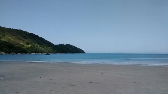 Enseada Beach: Enseada - Ubatuba