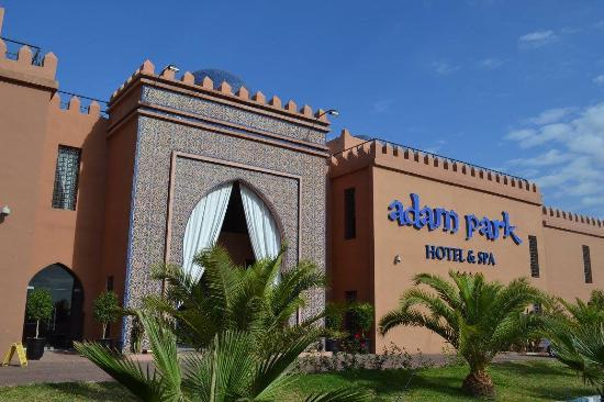 Adam Park Marrakech Hotel  & Spa: Hotel para curtir