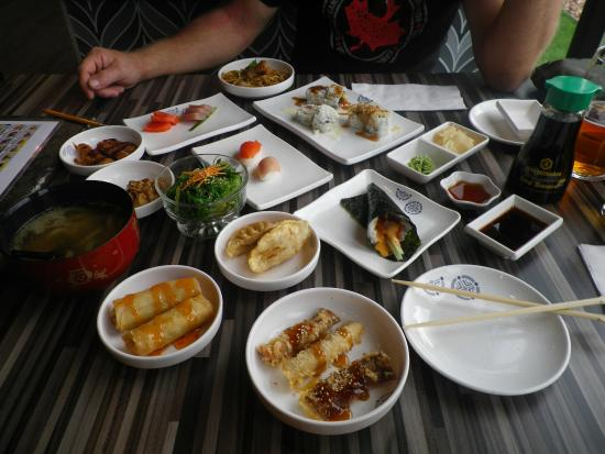 Sushi Kawa: All you can eat