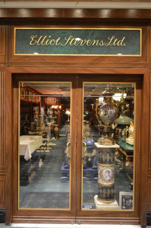 new york antique stores Antique store inside the hotel   Picture of Waldorf Astoria New  new york antique stores
