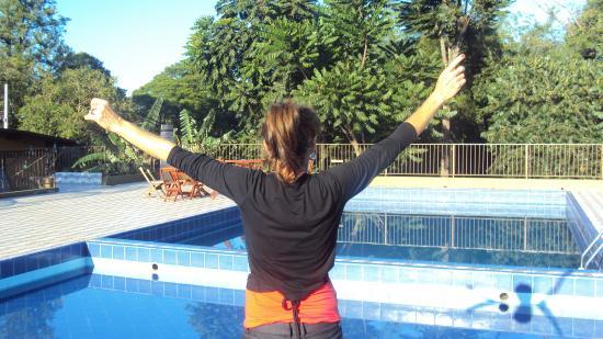 Pousada Natureza Foz: piscinas