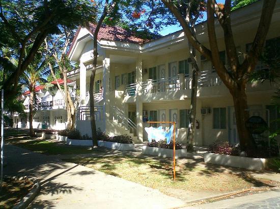 Pacific Cebu Resort: ホテル