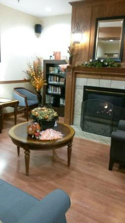 Country Inn & Suites By Carlson, Knoxville West: Lobby