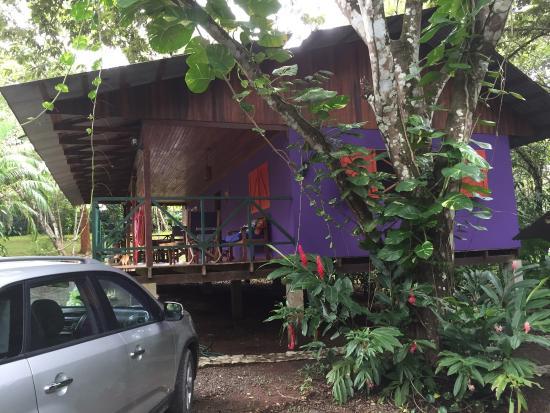 Hotel Casacolores: Notre case