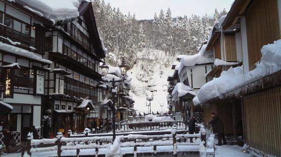 Kosekiya Annex: 冬の積雪は2m~3m