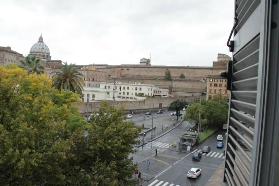 View From Vatican Vista