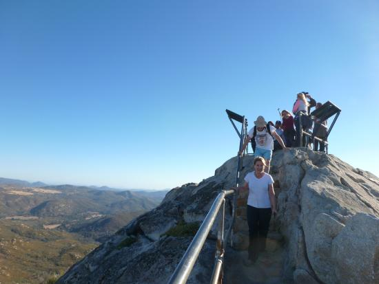 Cuyamaca Rancho State Park: The peak of the Stonewall Peak Trail