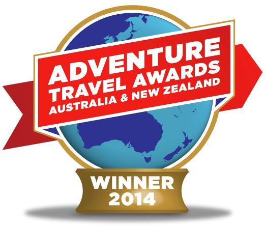 เดอะวิชแฮ็ท: Witch's Hat Winner of the 2014 Adventure Travel Awards