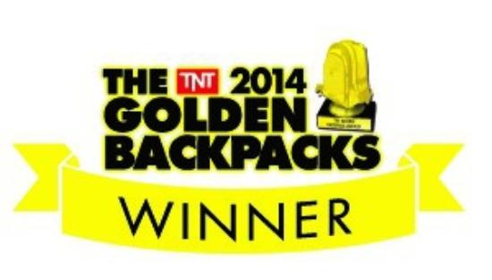 Witch's Hat Backpackers Hostel: Witch's Hat Winner of the 2014 TNT Golden Backpacks Awards