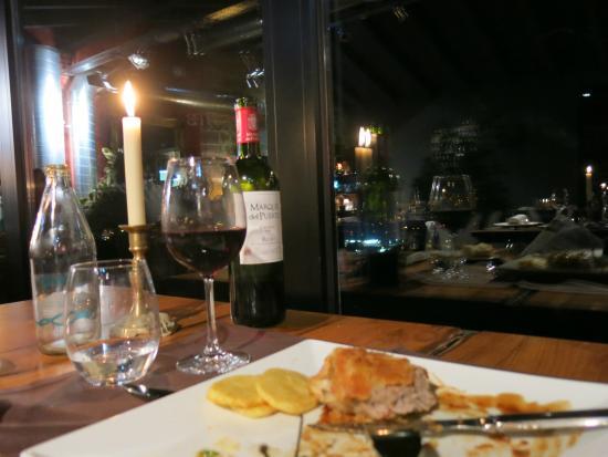 Hotel Restaurante El Lacayo de Sestiello: Dinner