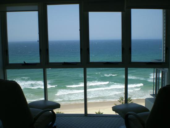 Indigo Blue Beachfront Apartments From Bedroom