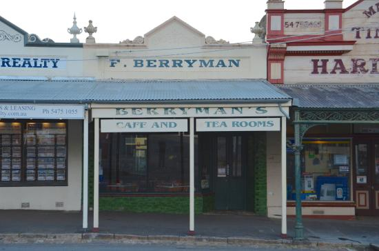 Berryman's Cafe and Tearooms