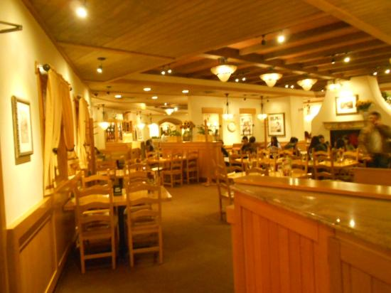 """""""Chicken Scampi"""" - Picture of Olive Garden, Mexico City ..."""