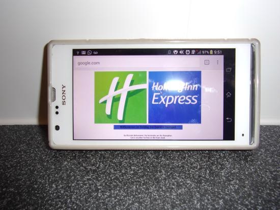 Holiday Inn Express Stuttgart Airport: WIFI