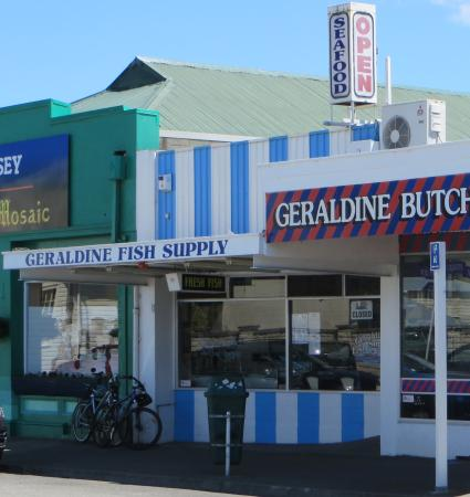 Geraldine Fish Supply