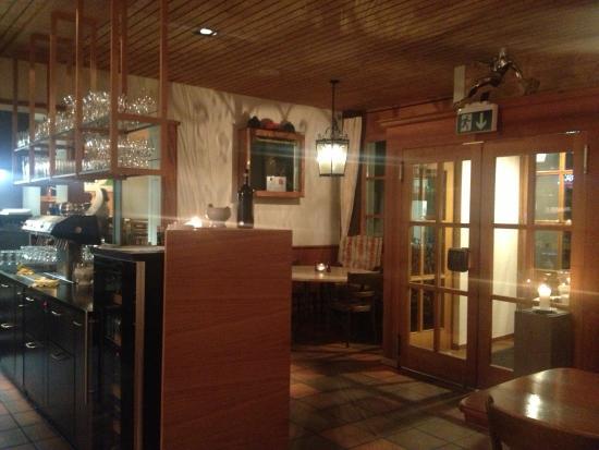 Restaurant Beaulieu: ingresso