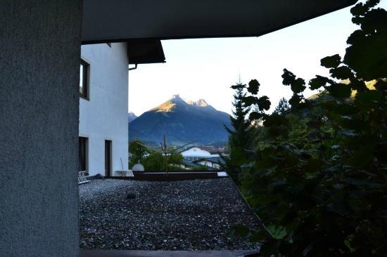 Gasthaus Hofer: Вид из номера