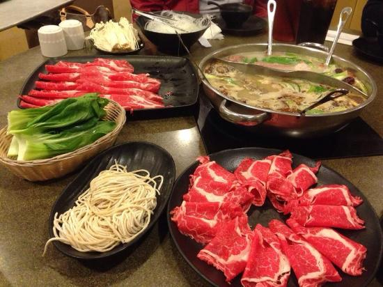 San Diego Hot Pot Restaurant