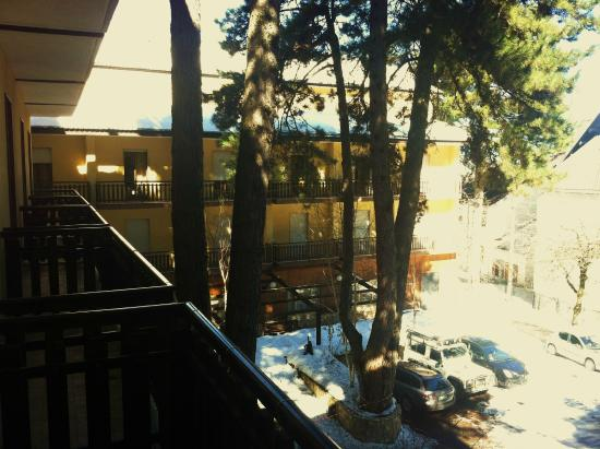 Hotel Meranda: esterno