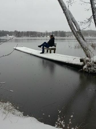 Tervalepikon Torpat: Lake