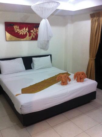 Nirvana Inn : La nostra camera