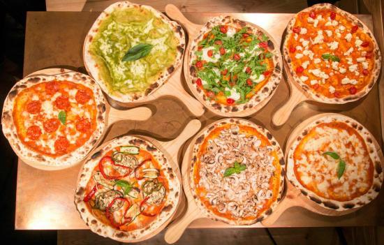 In Bocca al Lupo - pizzeria BIO trattoria