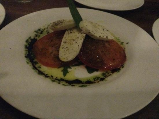 Rossella: salad