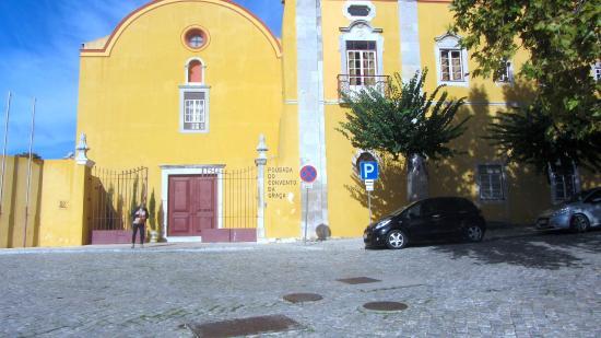 Pousada Convento Tavira : The entrance