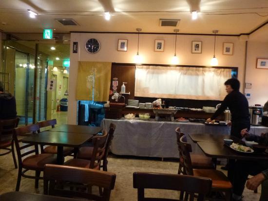 Hotel Sun Royal Oyama: 食堂