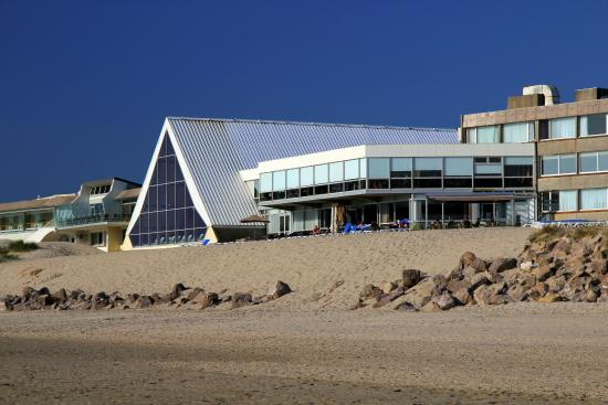 C t plage picture of novotel thalassa le touquet le for Hotels le touquet