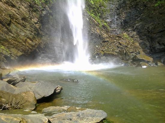 Kudlu Theertha Falls