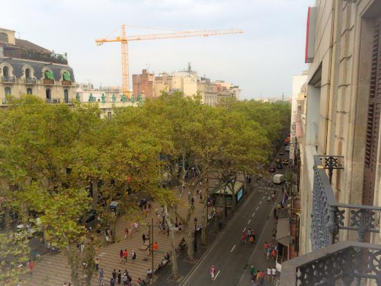 Barcelona City Ramblas Hostal: Barcelona City Ramblas