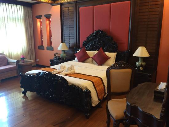 Sirilanna Hotel : Room 205