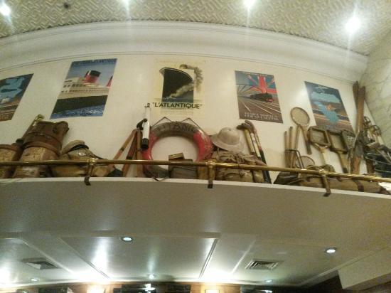 Hilton Nairobi : Restaurant