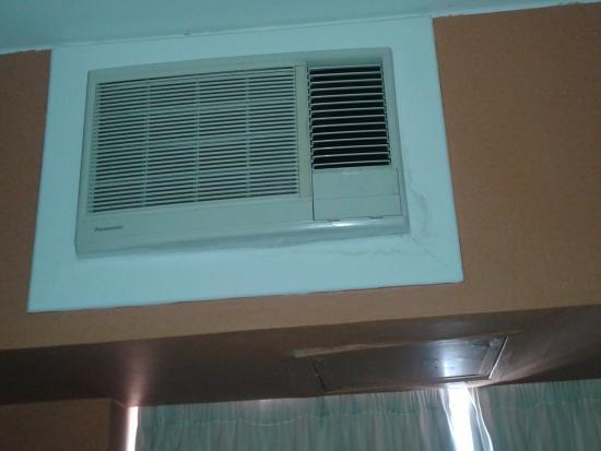 Pestana Rovuma: ar condicionado
