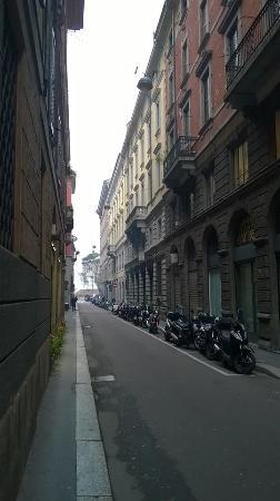 Camperio House Suites & Apartments: Foto da portaria