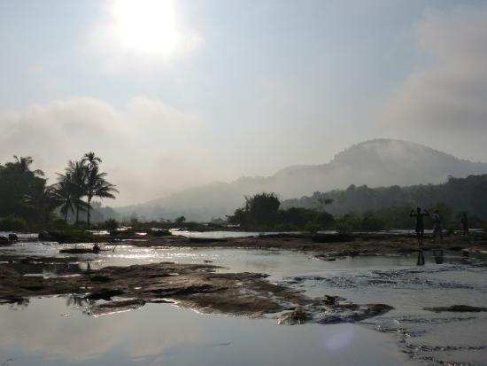 Chedi Spring Valley : A morning bath