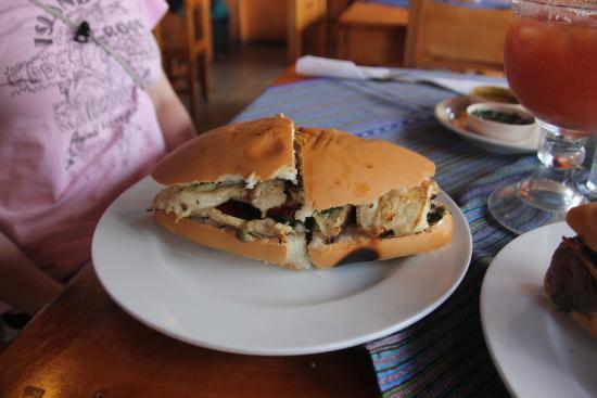 Guajimbo's: Bocadillo