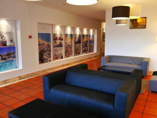 Cheerfulway Bravamar Hotel: Lobby