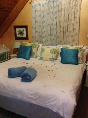 Elands Valley Private Bird & Game Sanctuary: Bedroom