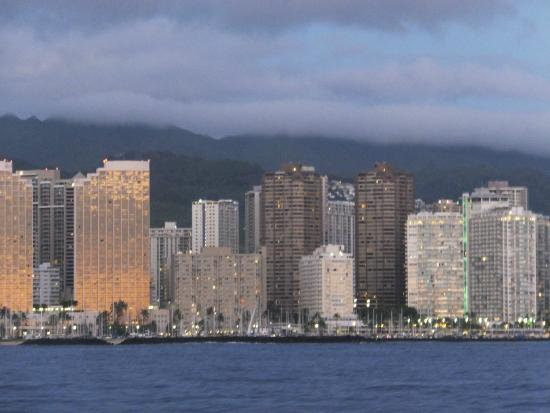 Star of Honolulu - Dinner and Whale Watch Cruises: la vue