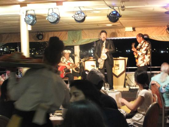 Star of Honolulu - Dinner and Whale Watch Cruises: Jazz